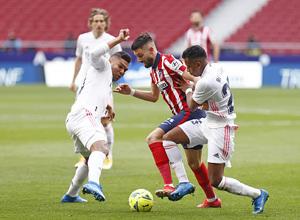 Temp. 2020/21   Atleti - Real Madrid   Carrasco