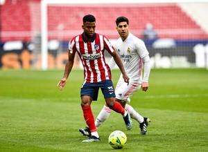 Temp. 2020/21   Atleti - Real Madrid   Lemar