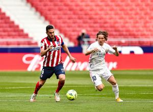 Temp. 2020/21   Atleti - Real Madrid   Koke