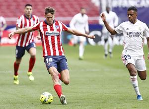 Temp. 2020/21   Atleti - Real Madrid   Llorente