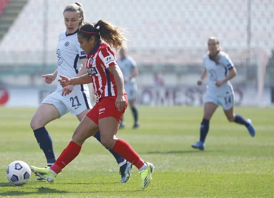 Temp. 2020/21 | Atleti Femenino-Chelsea | Leicy