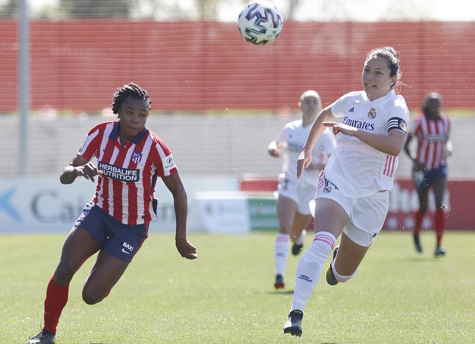 Temp. 2020/21 | Atleti Femenino-Real Madrid | Ludmila