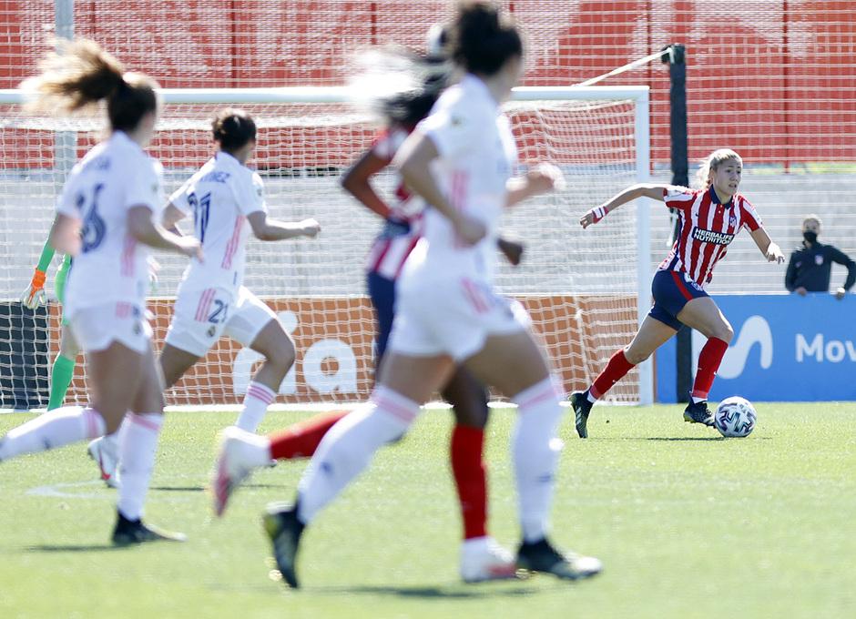Temp. 2020/21 | Atleti Femenino-Real Madrid | Laia