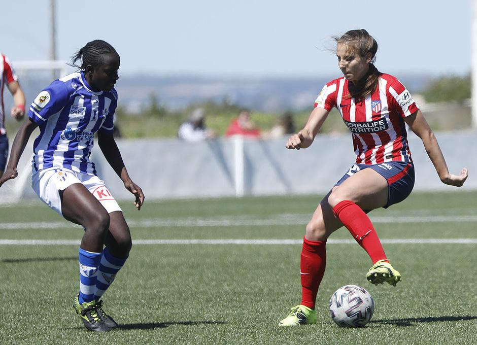 Temp. 20-21   Sporting de Huelva-Atleti   Strom