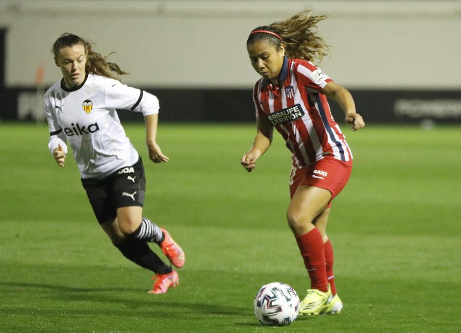 Temp. 20-21 | Valencia - Atlético de Madrid Femenino | Leicy