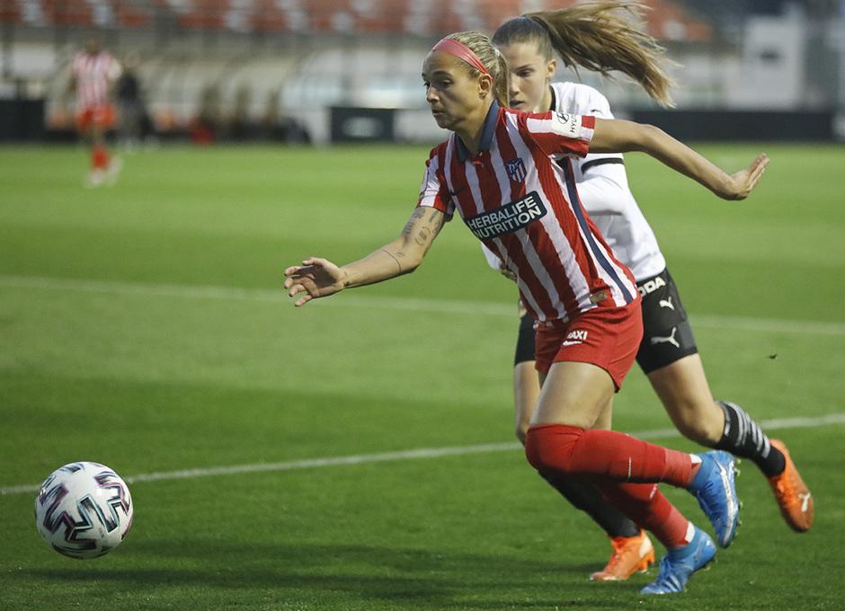 Temp. 20-21 | Valencia - Atlético de Madrid Femenino | Deyna