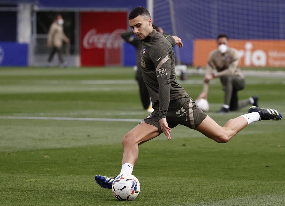 Temp. 20-21 | Entrenamiento Atlético de Madrid | Hermoso