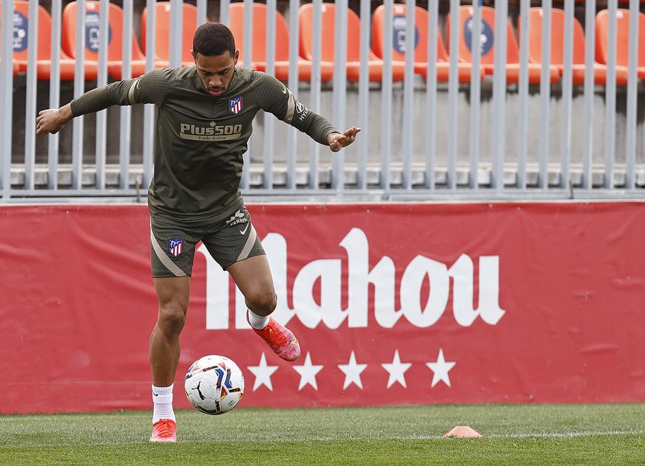 Temp. 20-21 | Entrenamiento Atlético de Madrid | Lodi