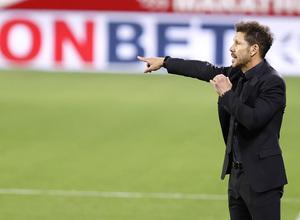 Temp. 20-21   Atleti - Sevilla   Simeone
