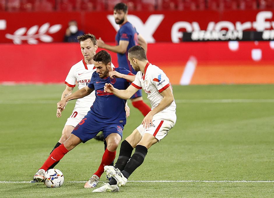 Temp. 20-21 | Atleti - Sevilla | Koke