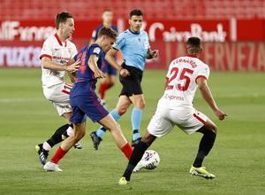 Temp. 20-21   Atleti - Sevilla   Llorente