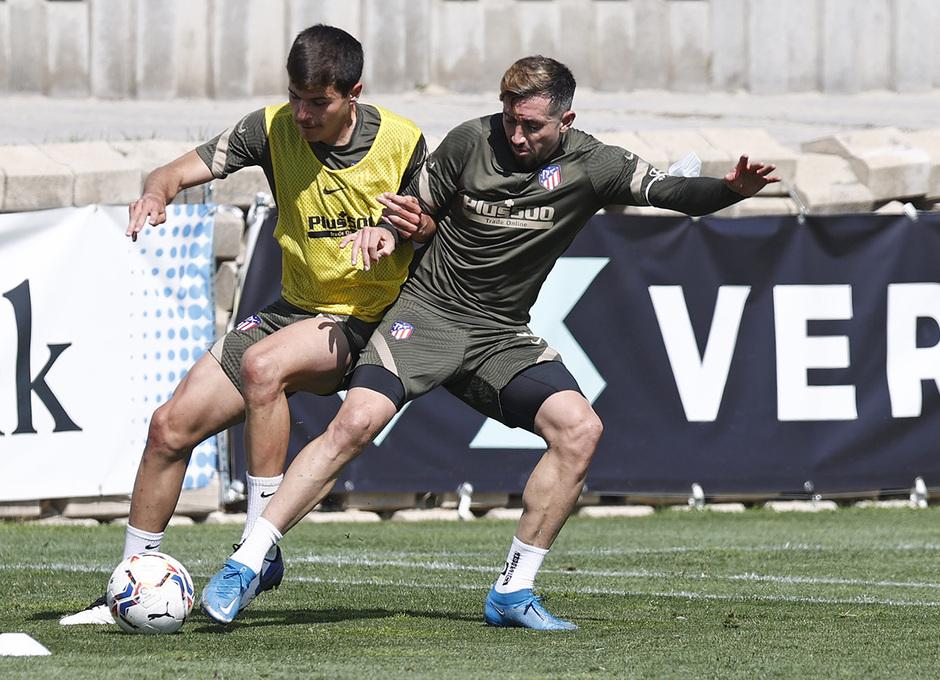 Temp. 20-21 | Entrenamiento Atlético de Madrid | Herrera