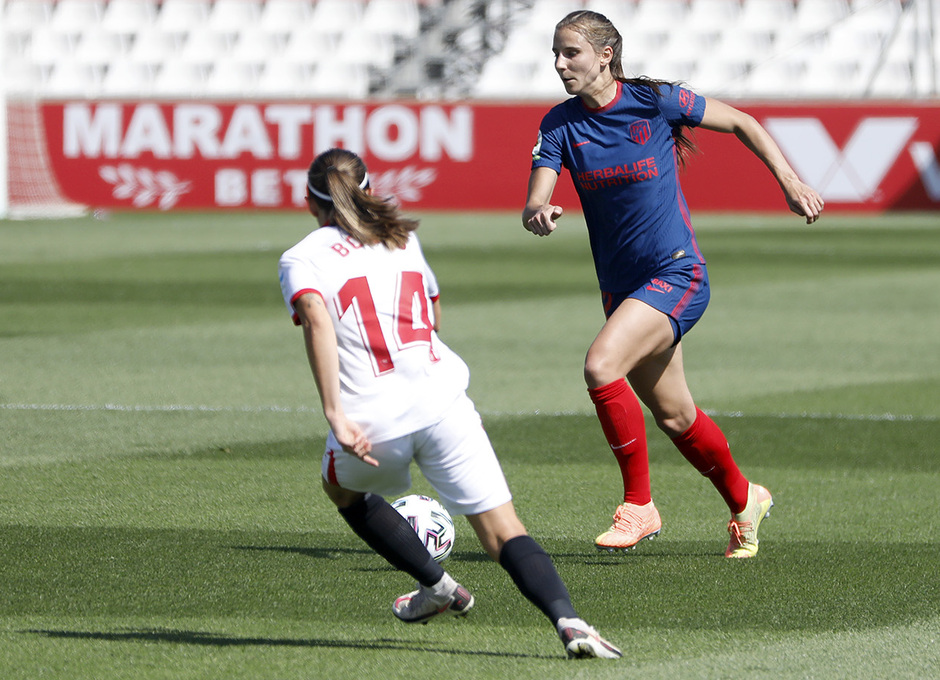 Temp. 20-21 | Sevilla-Atleti Femenino | Kylie