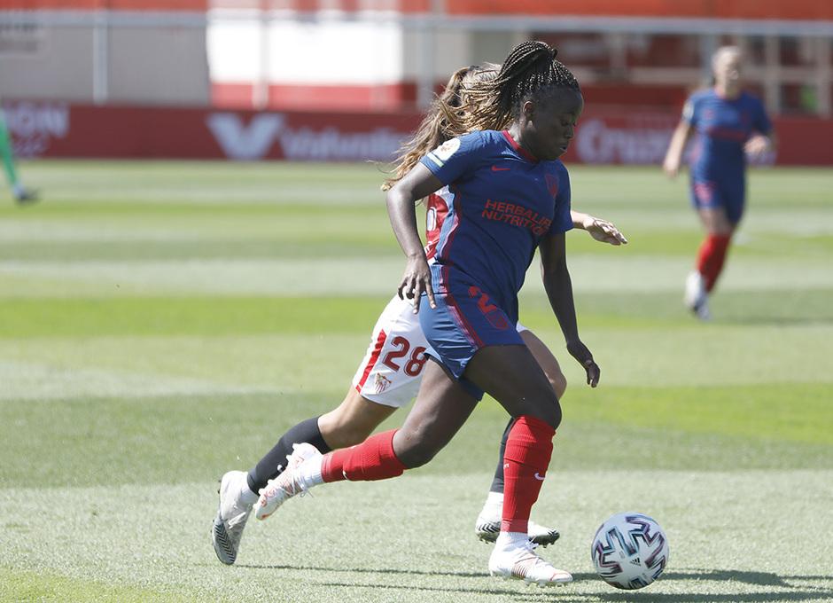 Temp. 20-21 | Sevilla-Atleti Femenino | Kazadi