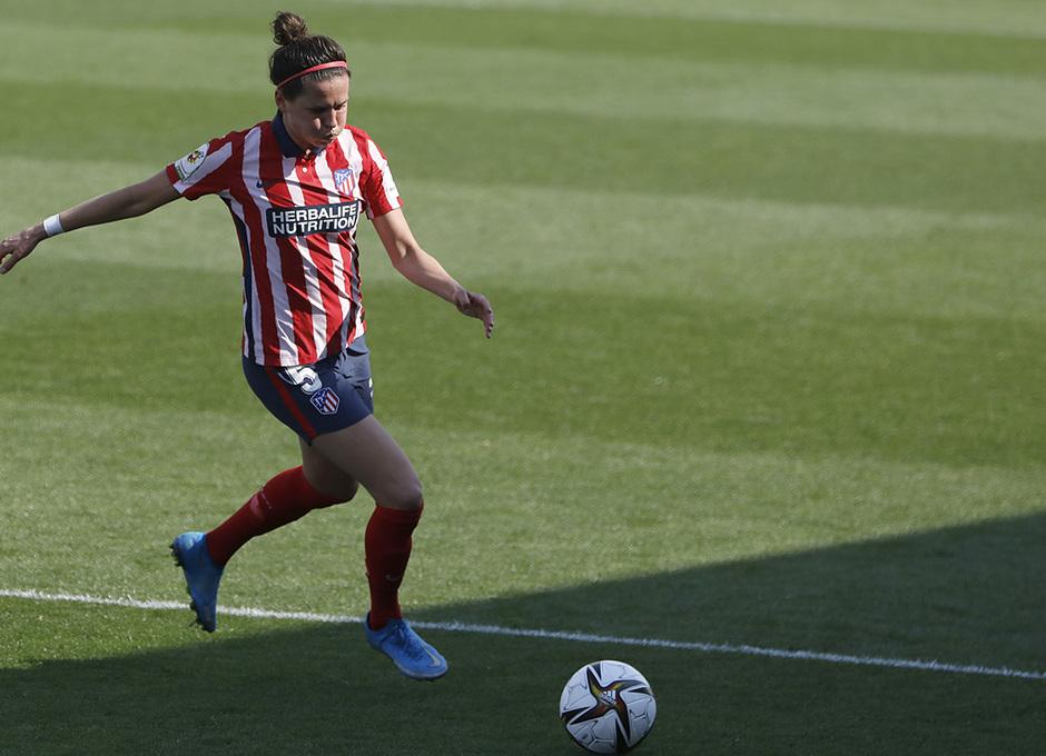 Temp. 2020/21 | Cuartos Copa de la reina | Real Sociedad-Atleti Femenino | Merel