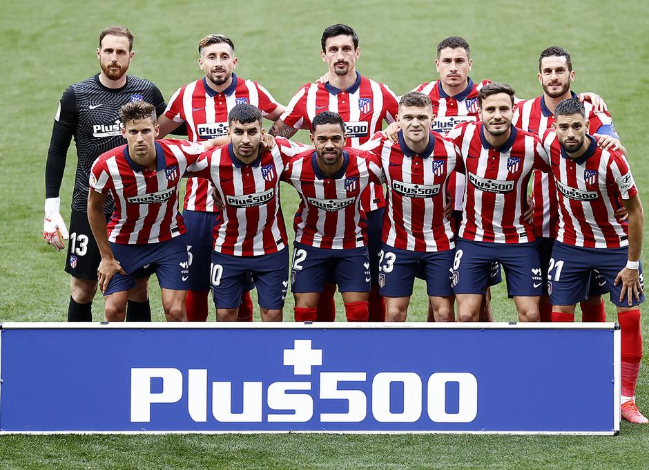 Temp. 2020/21 | Atleti - Huesca | Once
