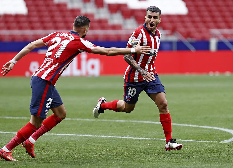 Temp. 2020/21 | Atleti - Huesca | Correa Gol