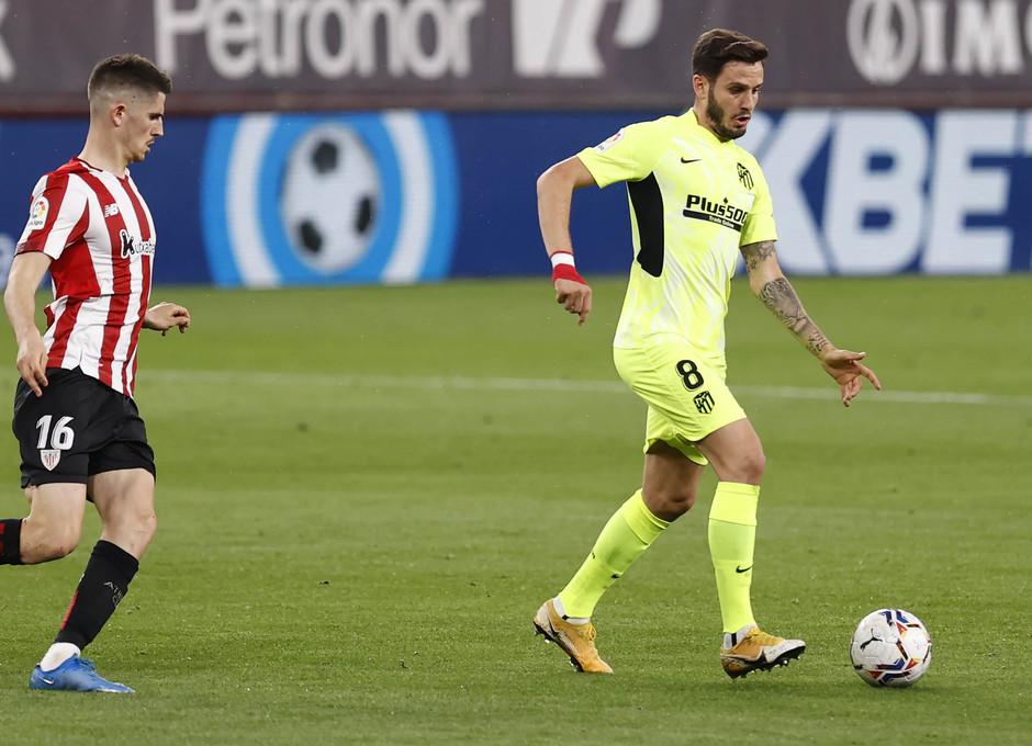 Temp. 20-21 | Athletic Club - Atleti | Saúl