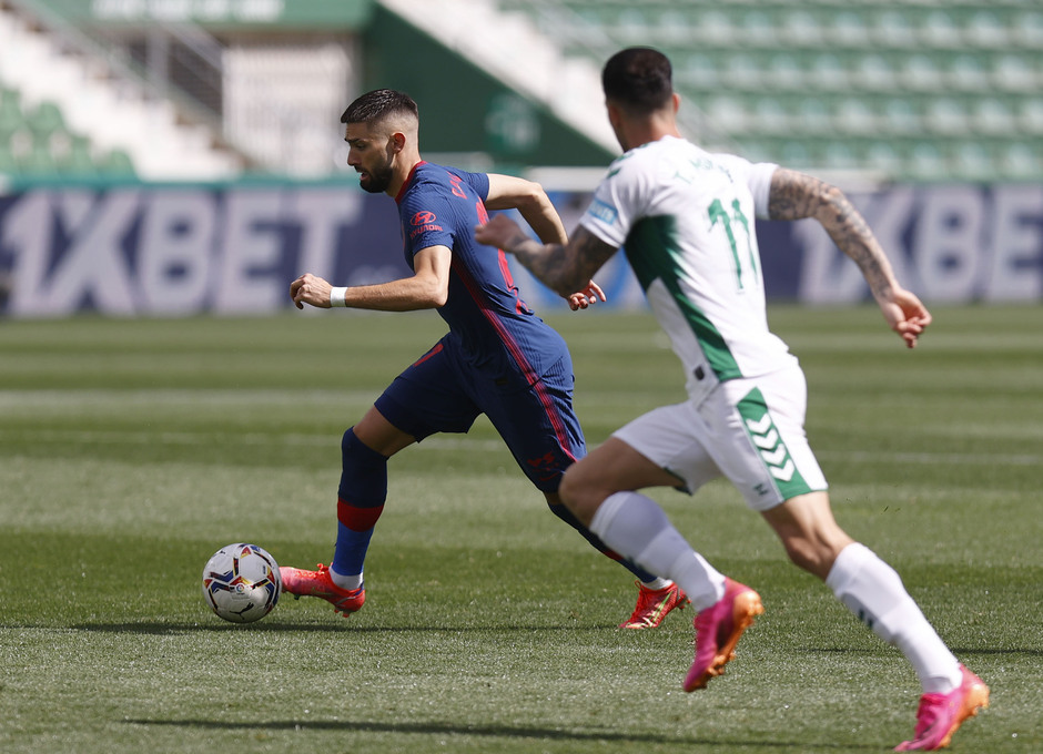 Temp. 20-21 | Elche - Atleti | Carrasco
