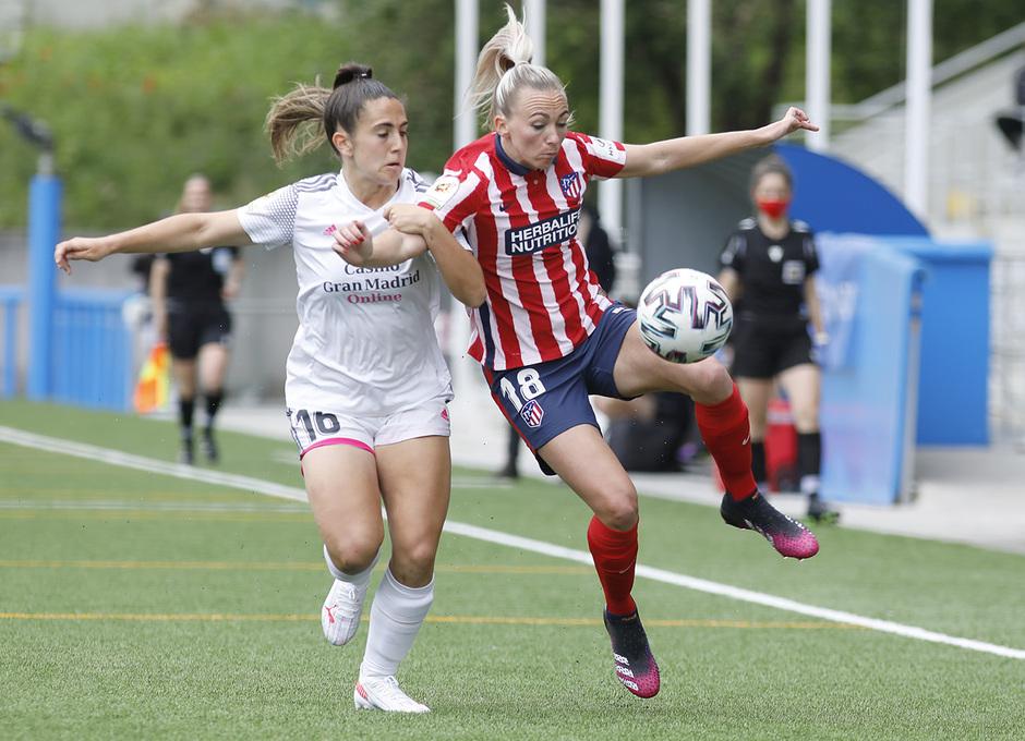 Temp. 20-21 | Madrid CFF - Atleti | Toni Duggan