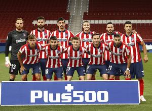 Temp. 20-21   Atleti-Real Sociedad   Once