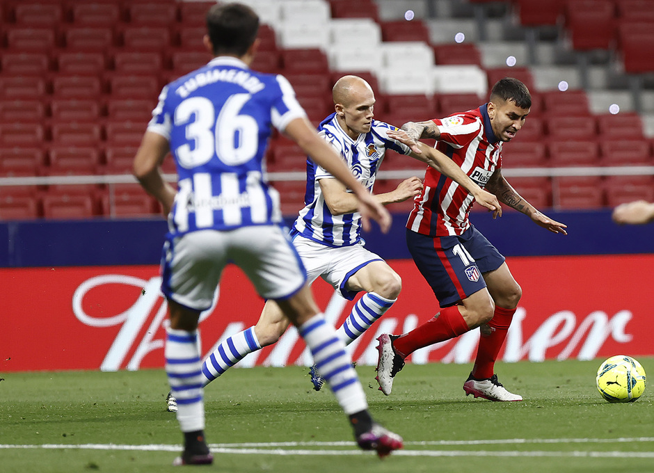 Temp. 20-21 | Atleti-Real Sociedad | Correa