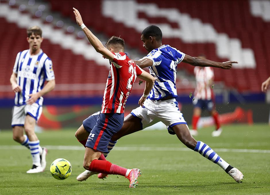 Temp. 20-21 | Atleti-Real Sociedad | Carrasco