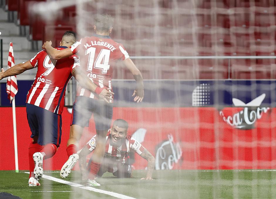 Temp. 20-21   Atleti-Real Sociedad   Celebración