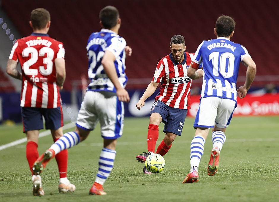 Temp. 20-21 | Atleti-Real Sociedad | Koke