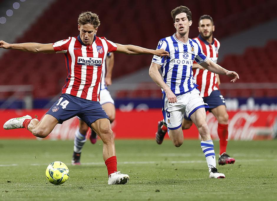 Temp. 20-21   Atleti-Real Sociedad   Llorente