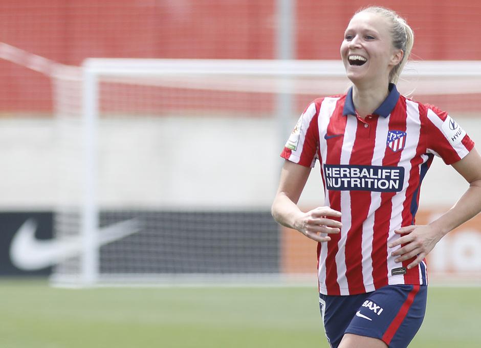 Temp. 2020/21 | Atlético de Madrid femenino - Athletic Club | Knaak gol