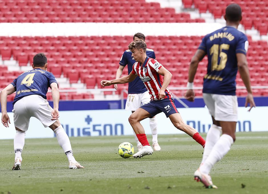 Temp. 20-21 | Atleti-Osasuna | Llorente