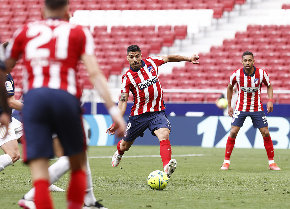 Temp. 20-21 | Atleti-Osasuna | Suárez
