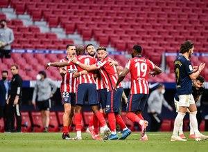 Temp. 20-21 | Atleti-Osasuna | Piña celebración