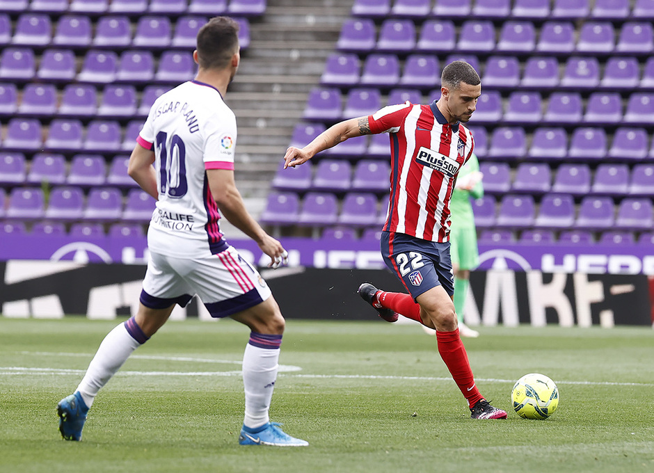Temp. 20-21 | Valladolid-Atleti | Mario Hermoso