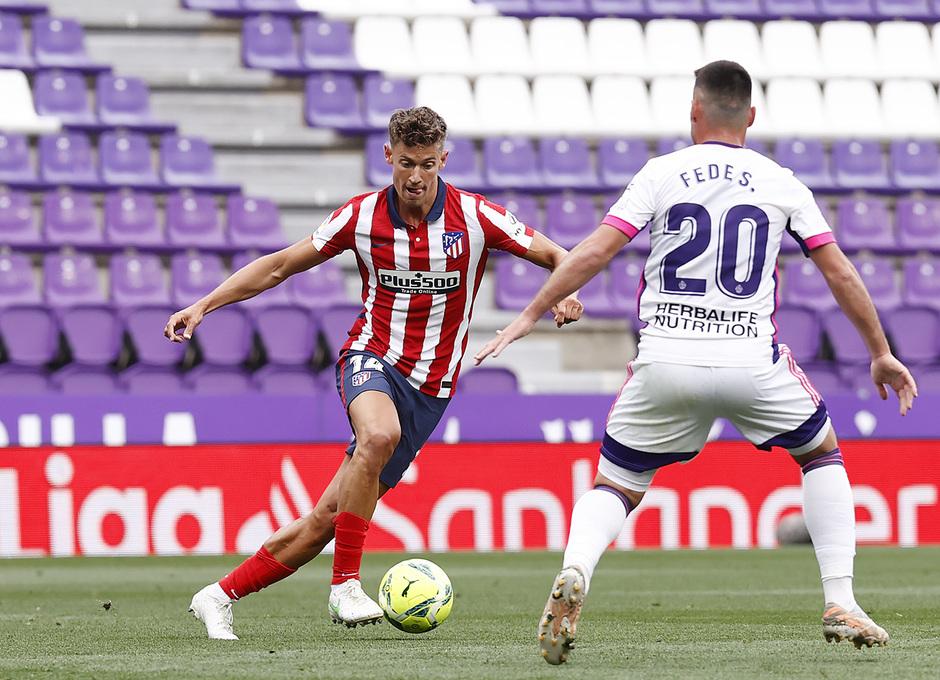 Temp. 20-21 | Valladolid-Atleti | Llorente