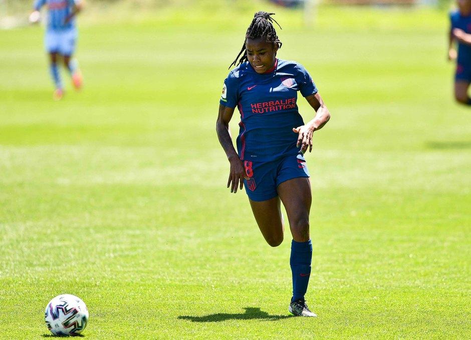Temp. 20-21 | Real Sociedad-Atleti Femenino | Ludmila