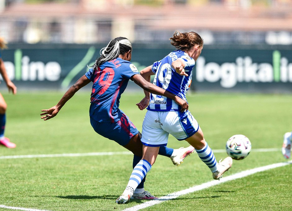 Temp. 20-21 | Real Sociedad-Atleti Femenino | Ajara