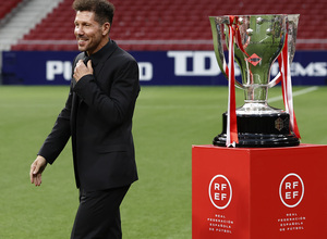 Temp. 20-21 | Celebración título LaLiga Wanda Metropolitano | Atlético de Madrid | Campeones | Simeone