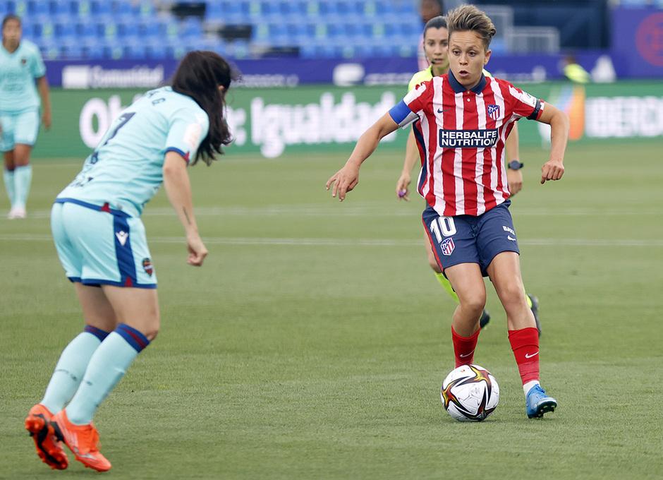 Temp. 20-21 | Copa de la Reina | Atleti Femenino - Levante | Amanda