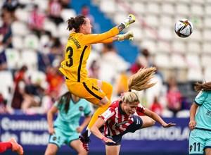 Temp. 20-21 | Copa de la Reina | Atleti Femenino - Levante | Pauline