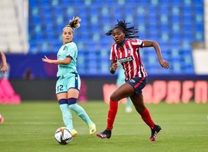 Temp. 20-21 | Copa de la Reina | Atleti Femenino - Levante | Tounkara