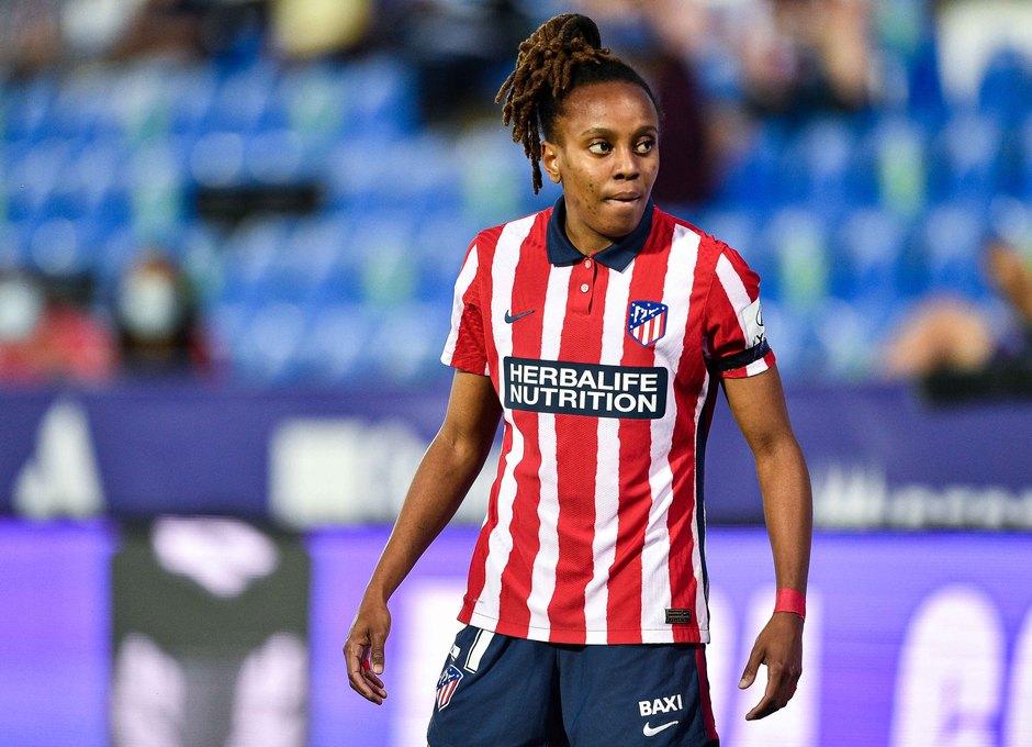 Temp. 20-21 | Copa de la Reina | Atleti Femenino - Levante | Emelyne Laurent