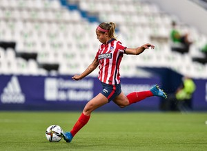 Temp. 20-21 | Copa de la Reina | Atleti Femenino - Levante | Deyna