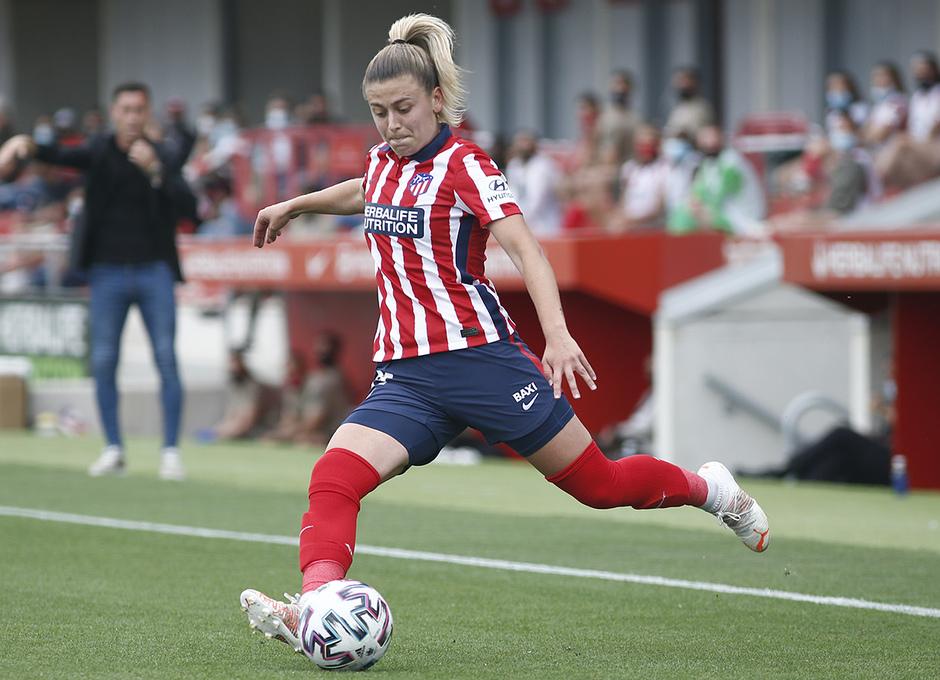 Temp. 20-21 | Atlético de Madrid Femenino - Espanyol | Menayo