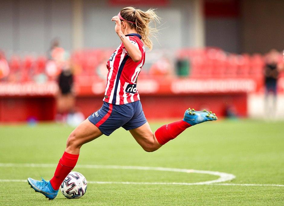 Temp. 20-21 | Atlético de Madrid Femenino - Espanyol | Deyna