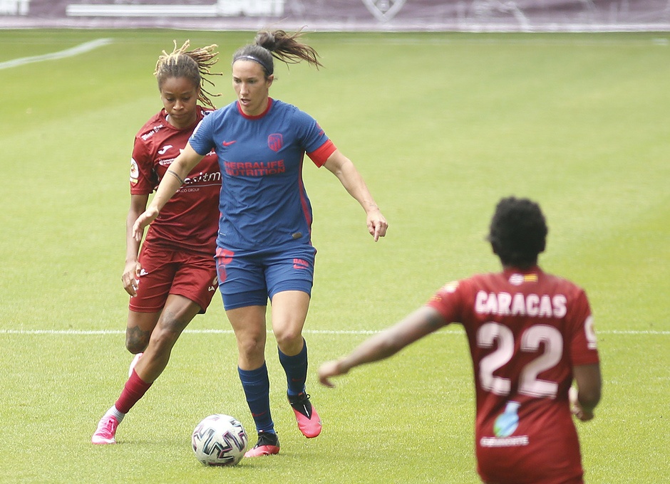 Temp. 20-21 | EDF Logroño - Atlético de Madrid Femenino | Meseguer