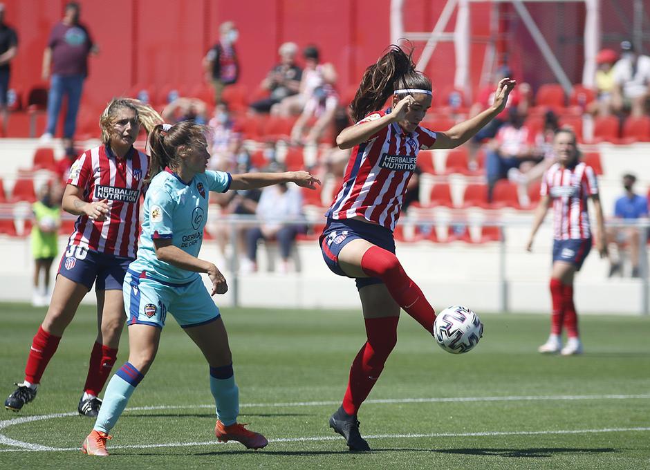 Temp. 20-21 | Atlético de Madrid Femenino - Levante | Carmen Álvarez