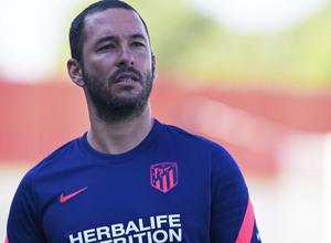 Temp. 21-22   Entrenamiento Atlético de Madrid Femenino   Óscar Fernández