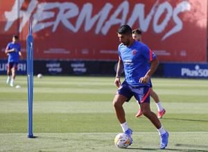 Temp 21/22 | Entrenamiento 03/08/2021 | Suárez